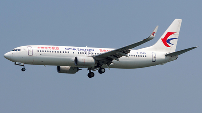 B-7589 - Boeing 737-89P - China Eastern Airlines