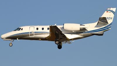 D-CRON - Cessna 560XL Citation XLS - Silver Cloud Air