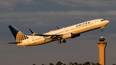 N66893 - Boeing 737-924ER - United Airlines