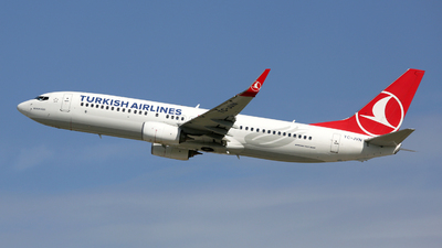 A picture of TCJVN - Boeing 7378F2 - Turkish Airlines - © Stefan Mayer