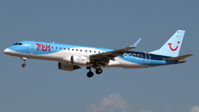 OO-TEA - Embraer 190-100LR - TUI