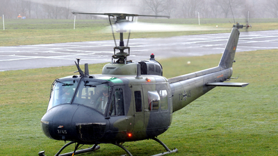 73-45 - Bell UH-1D Iroquois - Germany - Army
