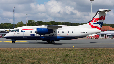 OY-NCP - Dornier Do-328-310 Jet - British Airways (Sun-Air)
