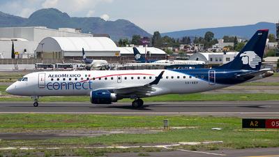 XA-AEP - Embraer 190-100LR - Aeroméxico Connect