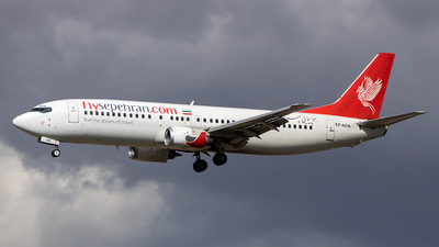 EP-AOA - Boeing 737-42R - Sepehran Airlines