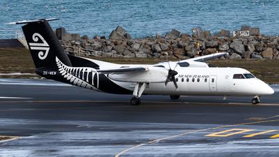A picture of ZKNEW - De Havilland Canada Dash 8300 - Air New Zealand - © Jack Walker