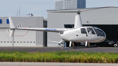 JA017H - Robinson R44 Raven II - Private