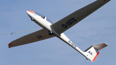 D-1870 - Grob G103C Twin III Acro - Private