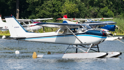 N78424 - Cessna 172K Skyhawk - Private
