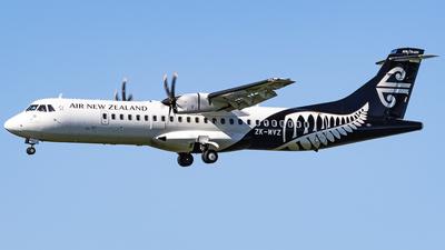 ZK-MVZ - ATR 72-212A(600) - Air New Zealand