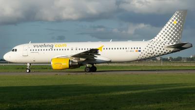 A picture of ECMCU - Airbus A320214 - [3907] - © zsoltiforgacs
