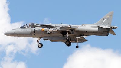 VA.1B-39 - McDonnell Douglas AV-8B+ Harrier II - Spain - Navy