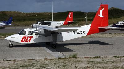 D-IOLK - Britten-Norman BN-2B-26 Islander - OFD - Ostfriesischer Flugdienst