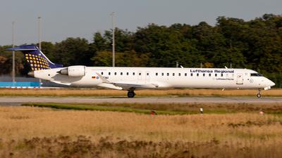 A picture of DACNI - Mitsubishi CRJ900LR - Lufthansa - © Sebastian Sowa