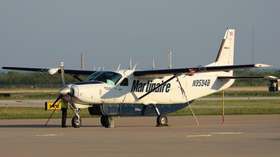 A picture of N9594B - Cessna 208B Super Cargomaster - Martinaire - © Wojtek Kmiecik