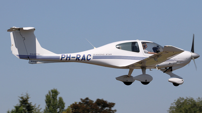 PH-RAC - Diamond DA-40D Diamond Star - Private