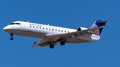 N877AS - Bombardier CRJ-200ER - United Express (SkyWest Airlines)
