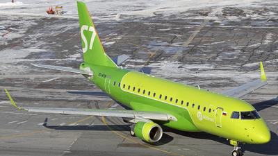 A picture of VQBYN - Embraer E170SU - S7 Airlines - © Andrey Tchursin