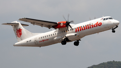 A picture of 9MLMR - ATR 72600 - [1186] - © Darius Ang
