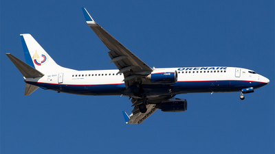 VQ-BSS - Boeing 737-8AS - Orenair