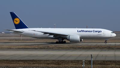 D-ALFC - Boeing 777-FBT - Lufthansa Cargo