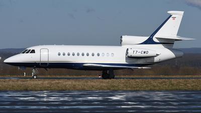 T7-CMD - Dassault Falcon 900EX - Private