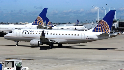 N146SY - Embraer 170-200LR - United Express (SkyWest Airlines)
