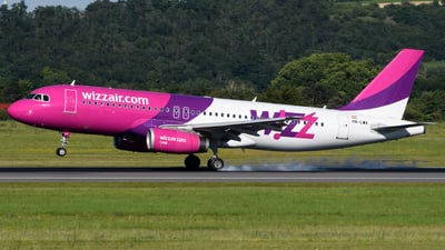 A picture of HALWA - Airbus A320232 - Wizz Air - © Chris Jilli