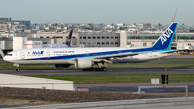 A picture of JA788A - Boeing 777381(ER) - All Nippon Airways - © Flying no nozomi