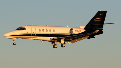 N8JR - Cessna Citation Latitude - JR Aviation