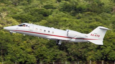 XA-VTO - Bombardier Learjet 60 - Air Taxi