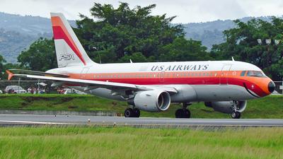 N742PS - Airbus A319-112 - US Airways