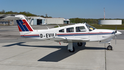 D-EVUJ - Piper PA-28RT-201T Turbo Arrow IV - Private