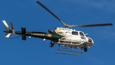 N183SD - Airbus Helicopters H125 - United States - Orange County Sheriff Department, California
