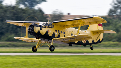 SP-ANI - Antonov An-2 - Aero Club - Gdanski