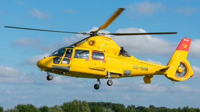 OO-NHM - Eurocopter AS 365N3 Dauphin - Noordzee Helikopters Vlaanderen (NHV)