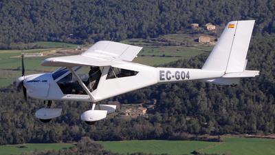 EC-GO4 - Aeroprakt A-22L Foxbat - Private