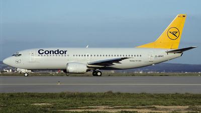 D-ABWC - Boeing 737-330 - Condor
