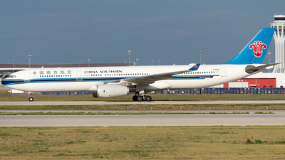 A picture of B8361 - Airbus A330343 - China Southern Airlines - © HXD3D-0080