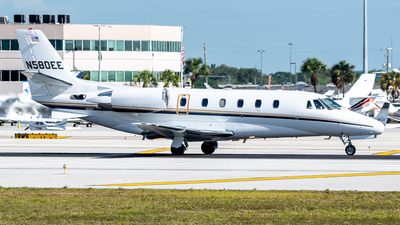 N580EE - Cessna 560XL Citation Excel - Private