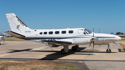 VH-YFD - Cessna 441 Conquest II - Private