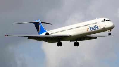 P4-MDG - McDonnell Douglas MD-83 - Insel Air Aruba