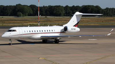 CS-GLC - Bombardier BD-700-1A10 Global 6000 - NetJets Europe