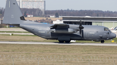 12-5760 - Lockheed Martin MC-130J Commando II - United States - US Air Force (USAF)