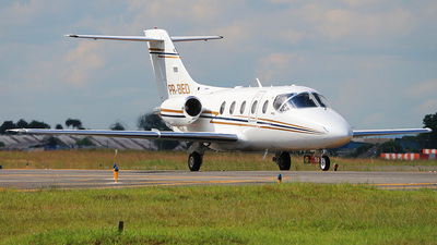 PR-BED - Beechcraft 400A Beechjet - Private