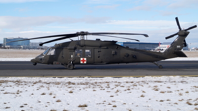10-20350 - Sikorsky HH-60M Blackhawk - United States - US Army