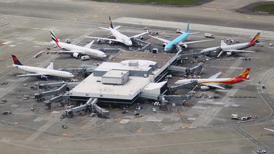 KSEA - Airport - Ramp