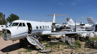 N190RP - Gulfstream G-II - Private