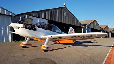 EC-FVK - Mudry CAP-10B - Aero Club - Barcelona-Sabadell