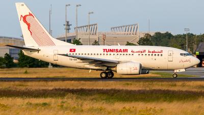 TS-IOK - Boeing 737-6H3 - Tunisair